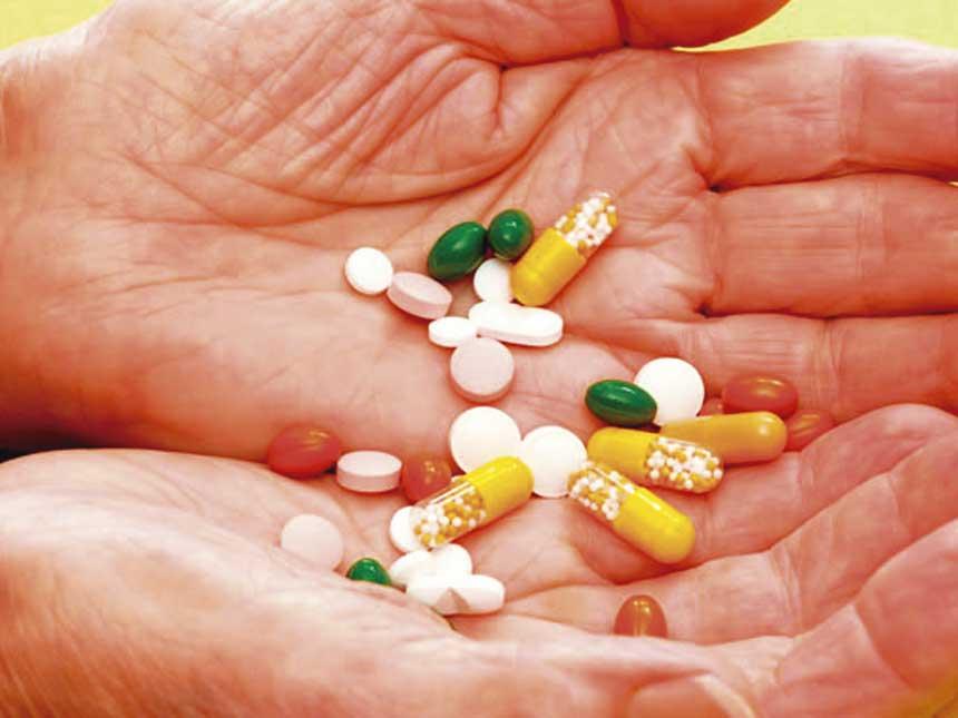Polimedicació de la gent gran i el malalt crònic