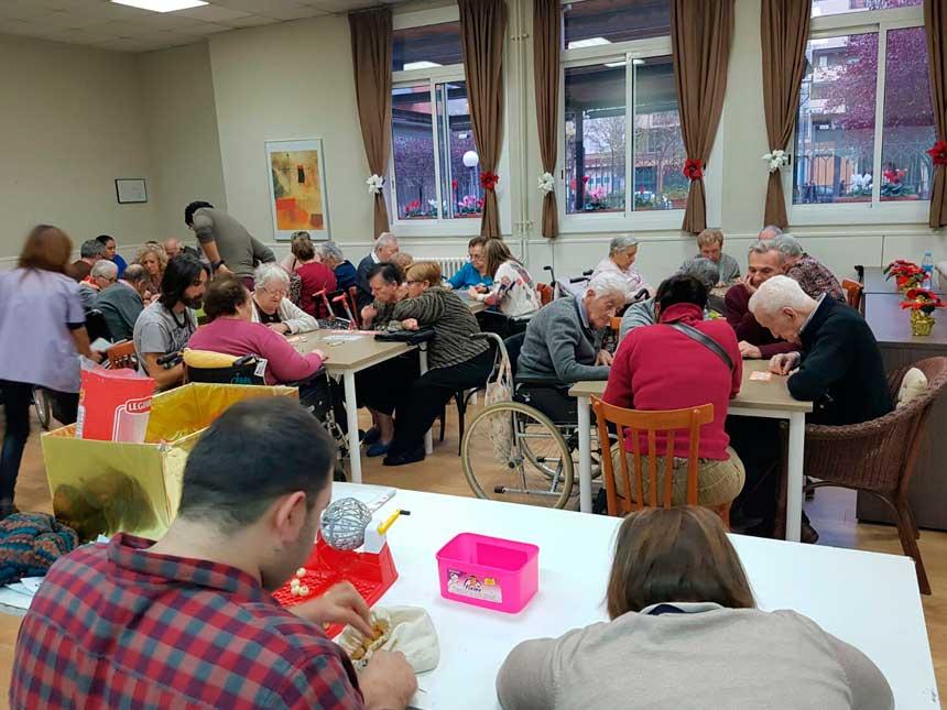 Residència Mutuam La Creueta per a gent gran Sabadell