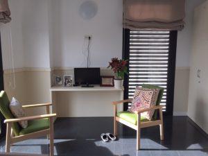 Interior de la Residència Mercat de Guinardó