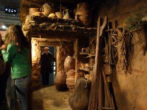 Visita al Museu d'Història de Catalunya