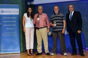 Guanyadors del 3r Premi de la Champions Dòmino de Mutuam