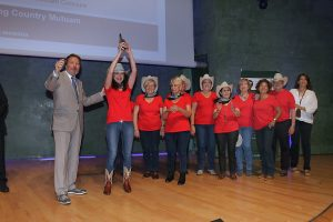 Guanyadors del 3r Premi del Dancing Country Mutuam
