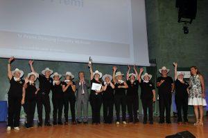 Guanyadors del 1r Premi del Dancing Country Mutuam