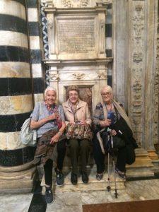 Grup de Mutuam Activa a Catedral de Siena