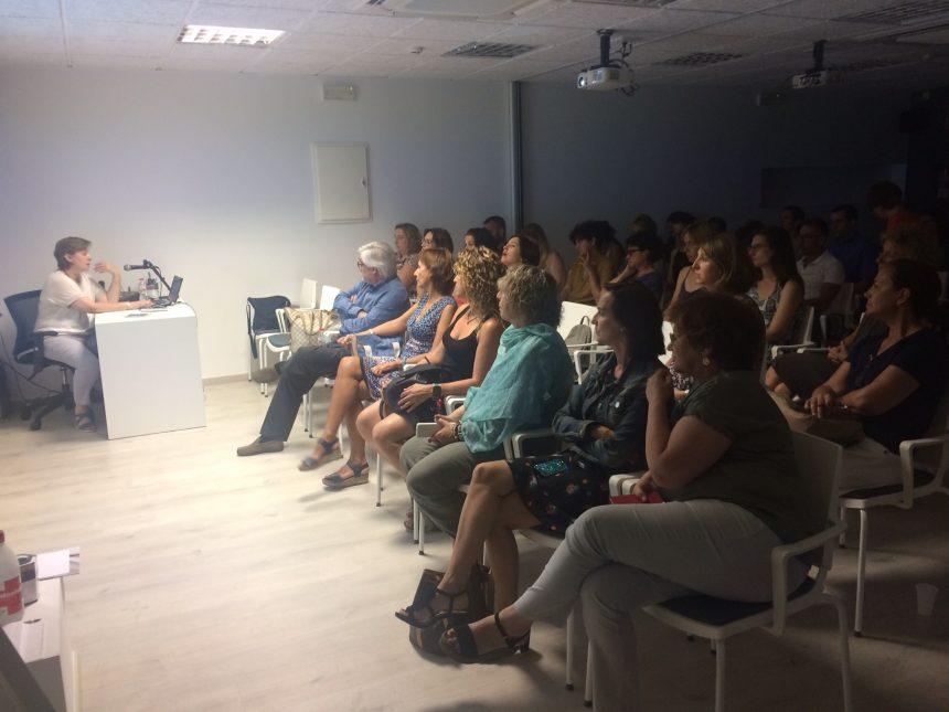 Sessió clínica a Mutuam Güell
