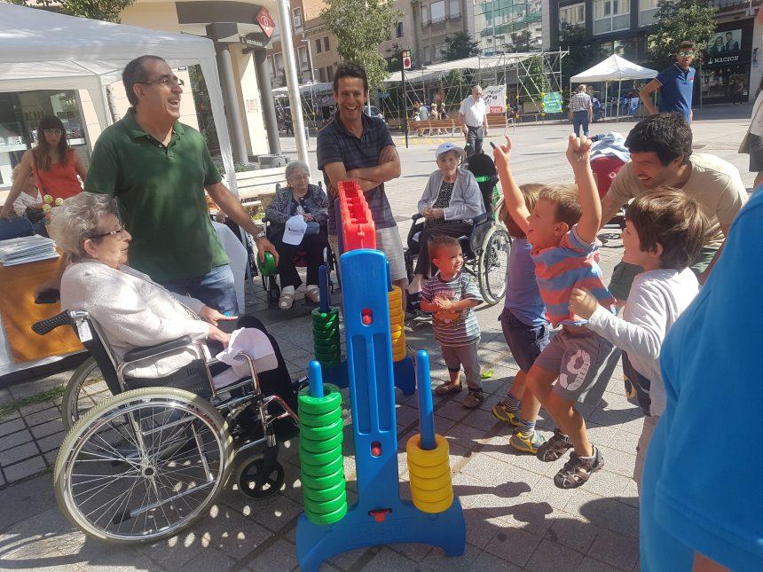 Mutuam la Creueta a la Festa major Sabadell