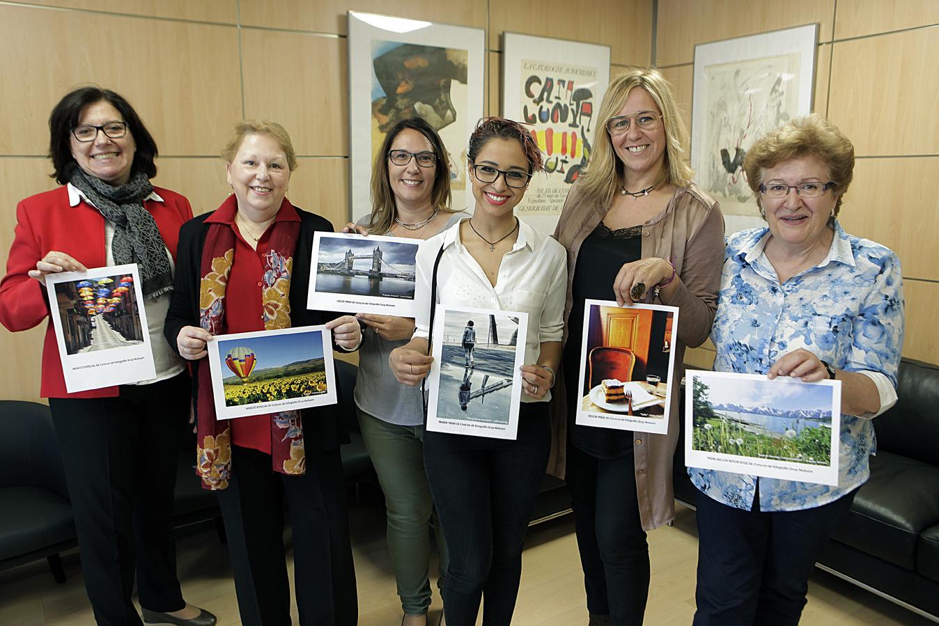 Lliurament premis Concurs fotografia 2017