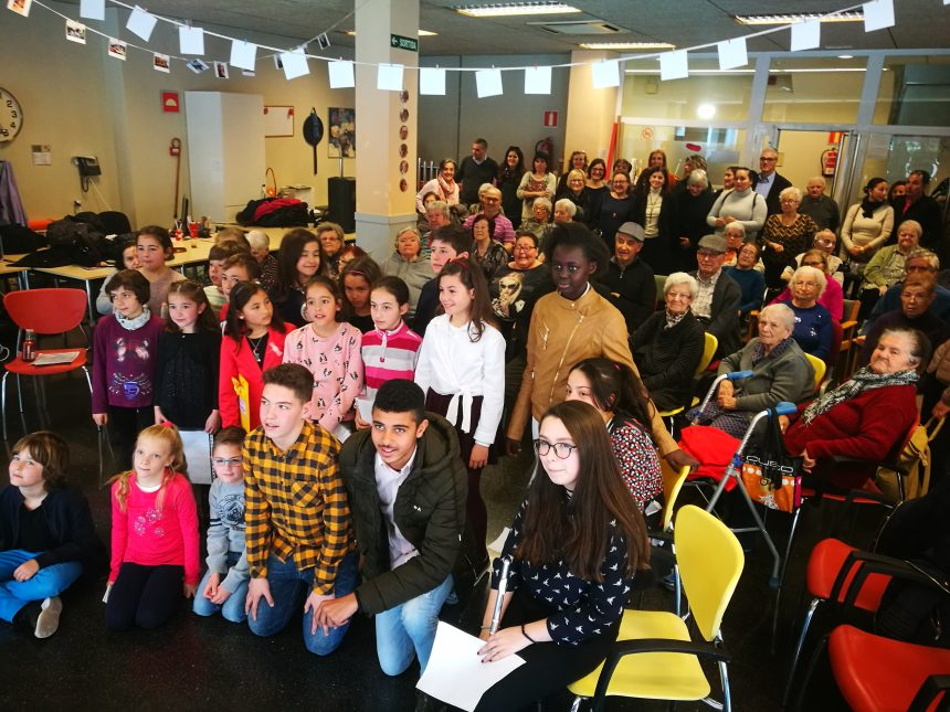 Dia Poesia a la Residència Vila-seca
