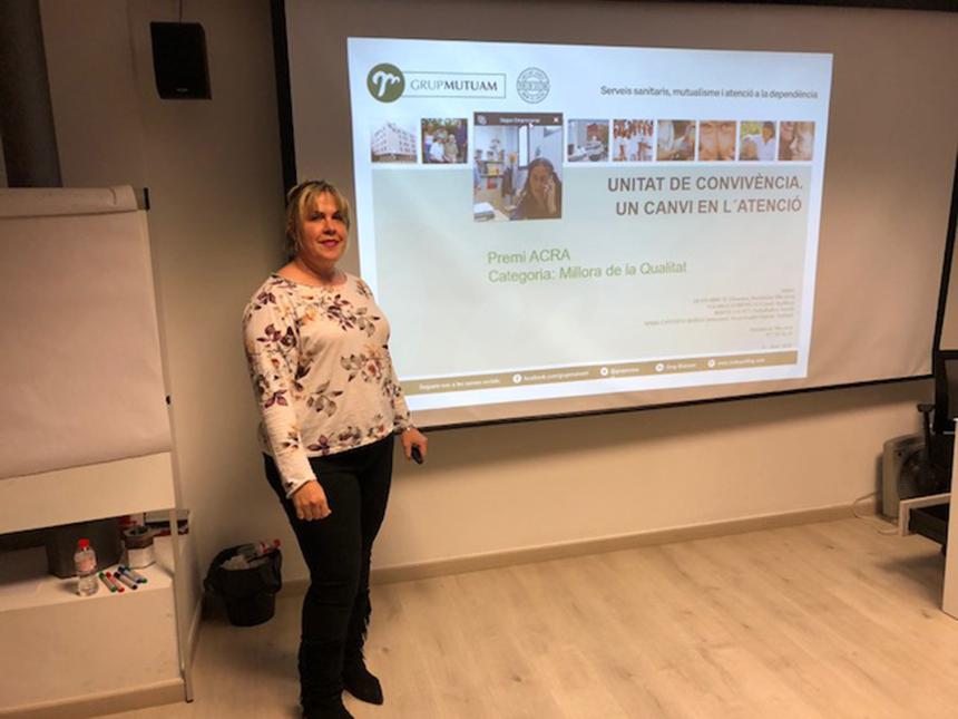Sessió clínica Unitat de Convivència