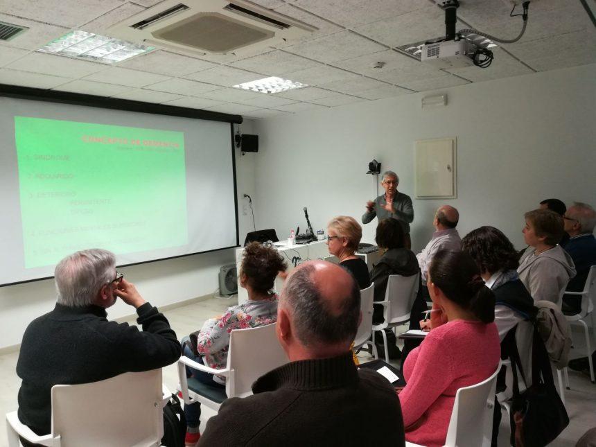 Sessió clínica alzheimer