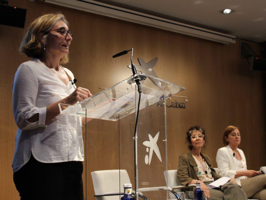 Cristina Rodríguez a la Jornada EAR
