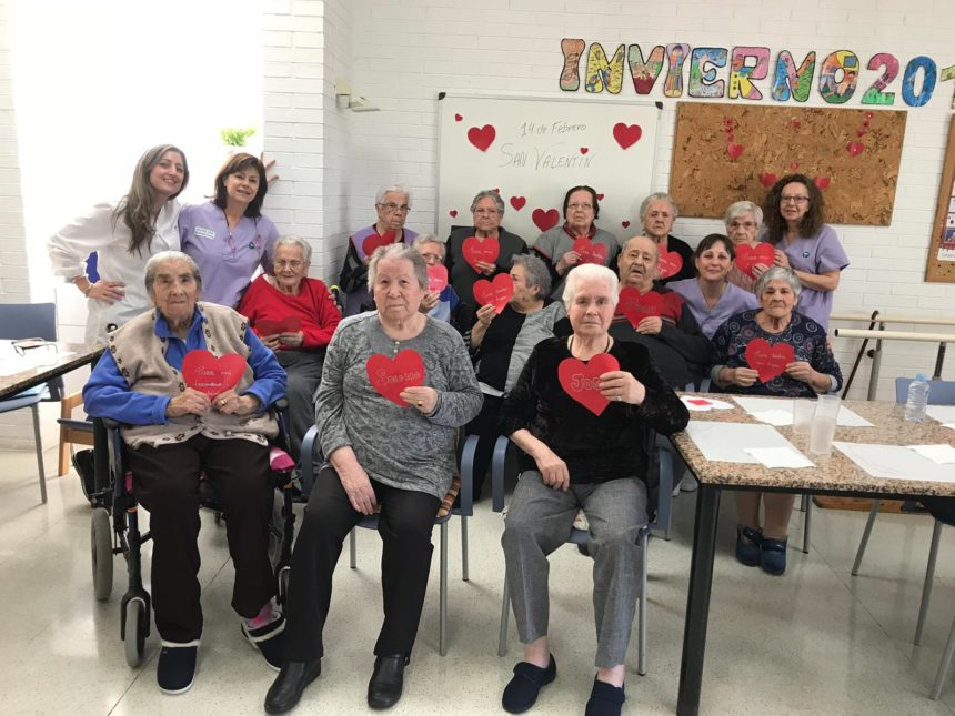 Sant Valentí Centres de dia