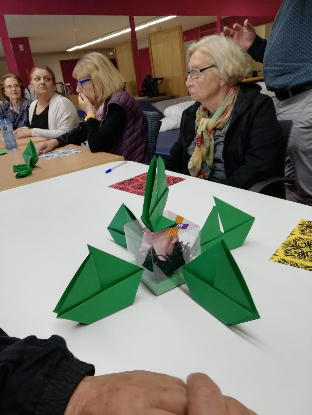 Origamis Mutuam Girona