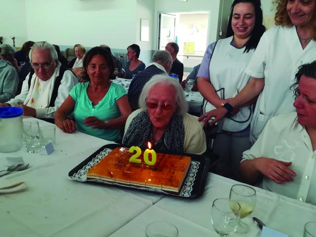Residència geriàtrica Mutuam Manresa