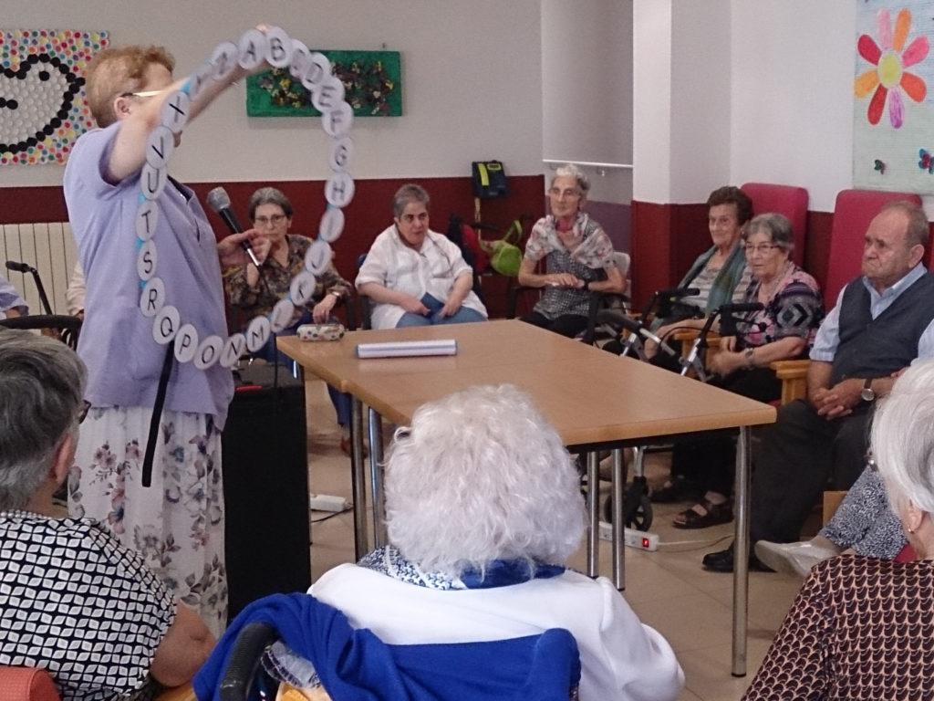 Residència Les Franqueses del Vallés per a gent gran