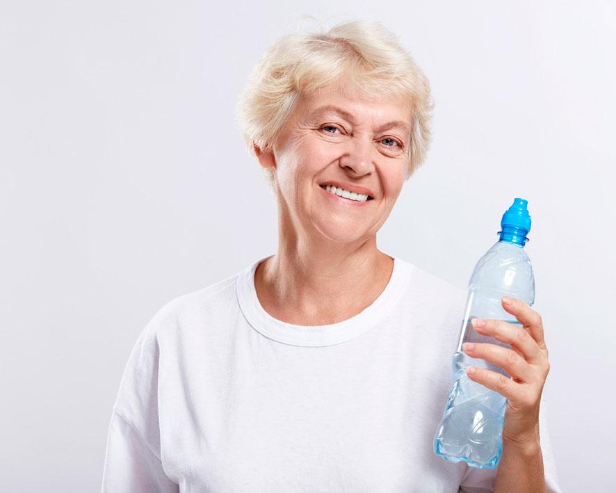 Com lluitar contra la deshidratació