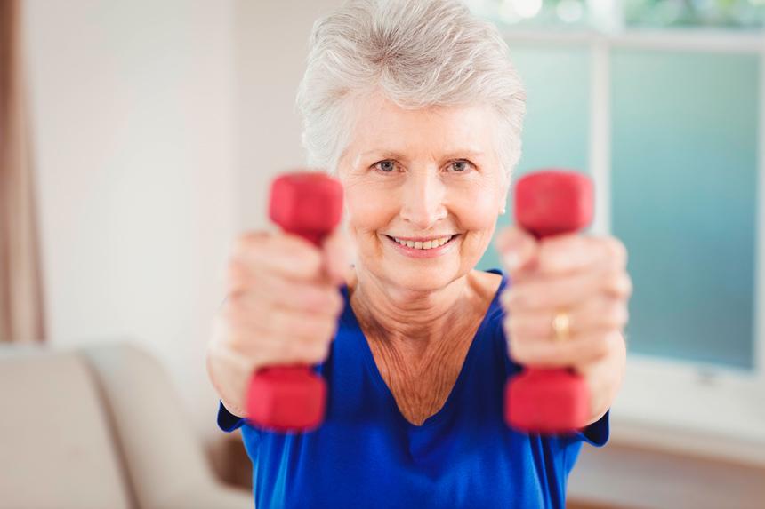 La importància de la nutrició i l'activitat física quan un és fa gran