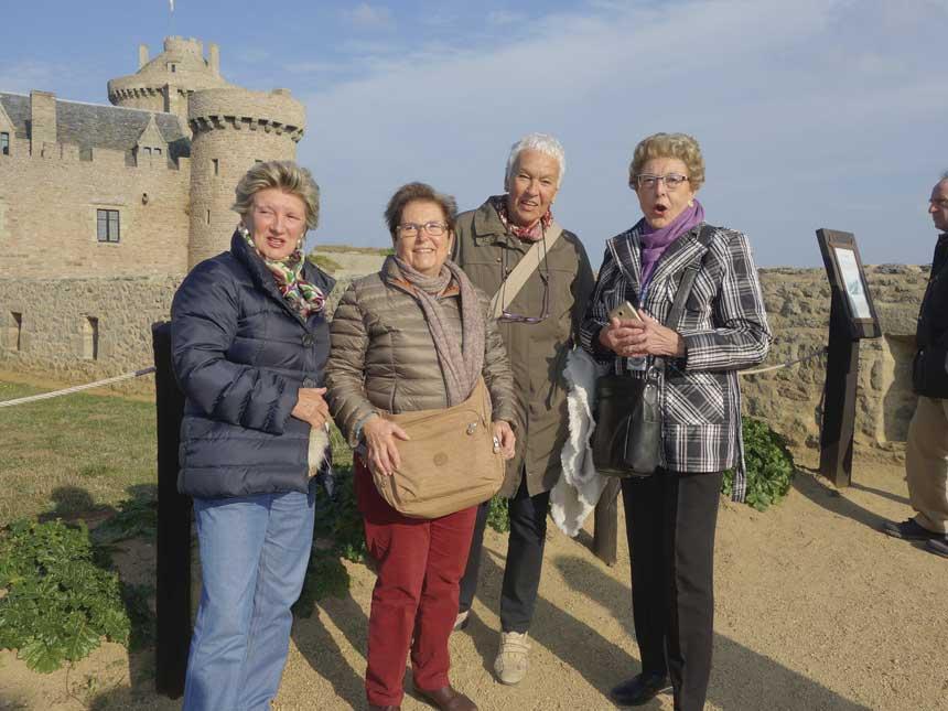 Mutuam Activa visita Normandia