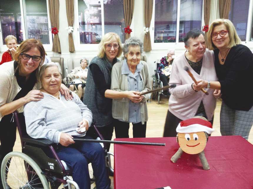 Residència gent gran Sabadell Creueta
