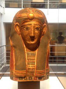 Visita de Mutuam Activa al Museu Egipci