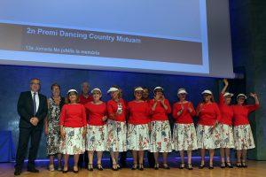 Guanyadors del 2n Premi del Dancing Country Mutuam