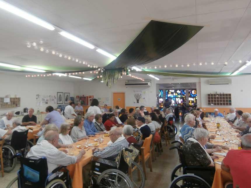Residència Mutuam Manresa per a gent gran