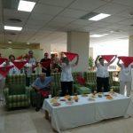 Apartaments Collserola celebren el San Fermín