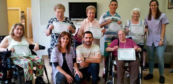 Concurs de cuina al Centre Assistencial Mutuam La Creueta
