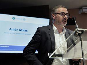 Anton Molas, director de l'Àrea residencial de Mutuam