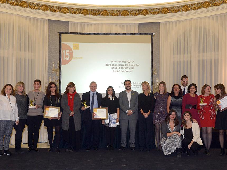 Lliurament Premis ACRA 2017