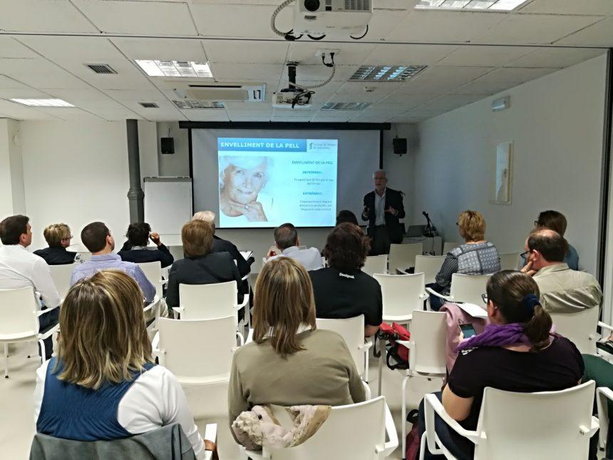 Sessió clínica Mutuam Güell dermatosis