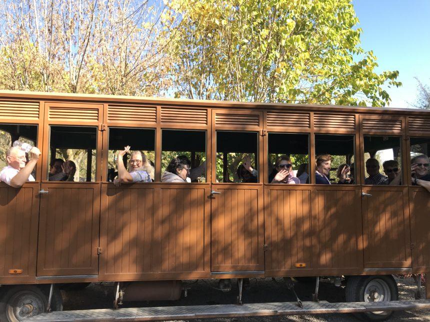 Excursió de Mutuam Activa a Besalú