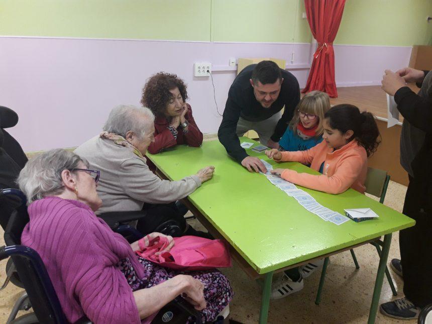 Màgia a la Residència Jaume Nualart