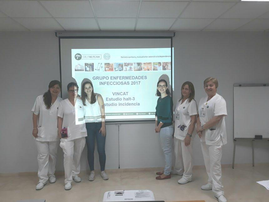 Sessió clínica Infeccions nosocomials