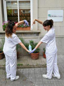 Higiene de mans