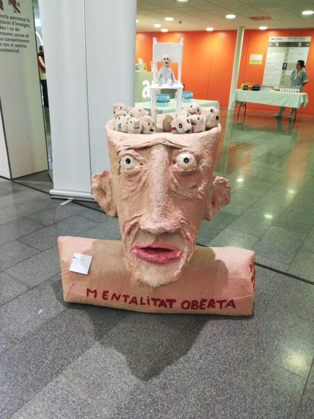 Exposició Parelles artístiques