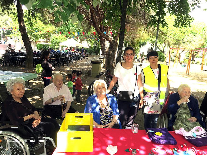 Residència Sant Cugat gestionada per Grup Mutuam