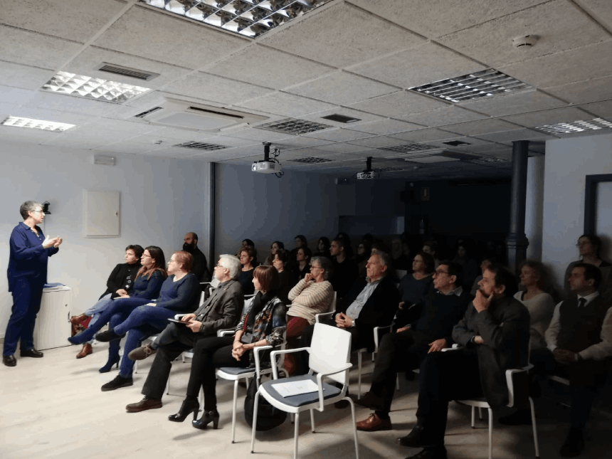 Sessió clínica Mireia Puig
