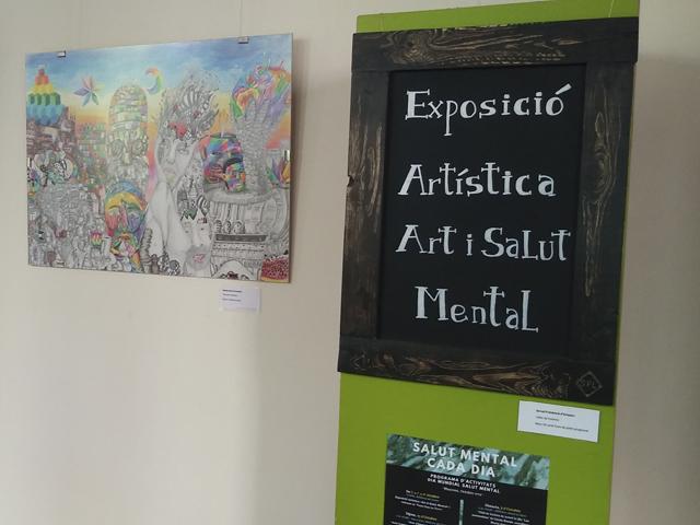 Exposició salut mental