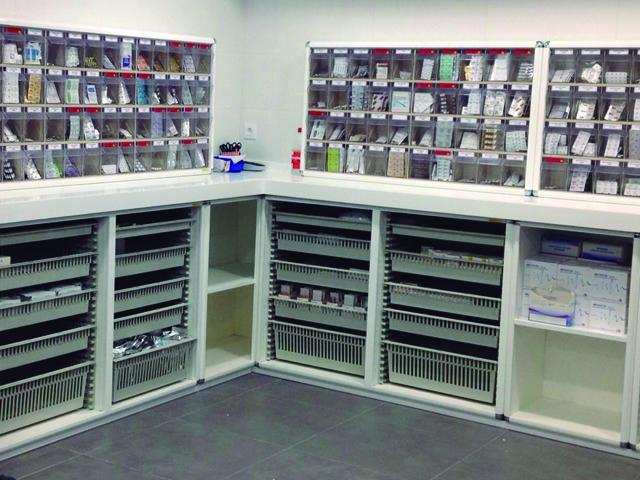 Servei de farmàcia Grup Mutuam
