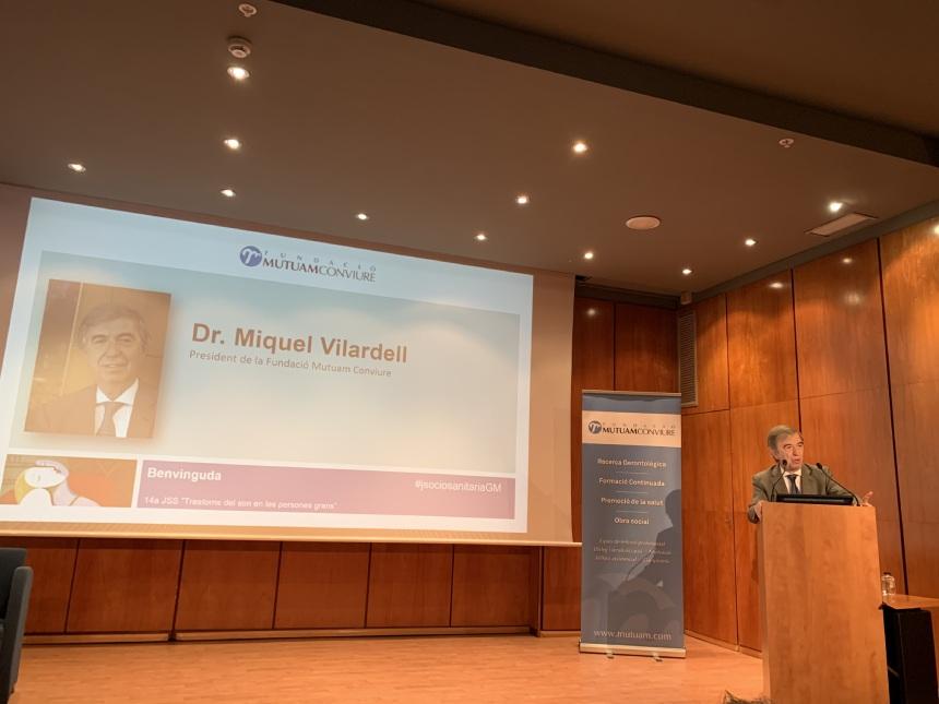 Miquel Vilardell, president FMC