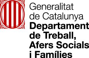 Logo Departament Treball