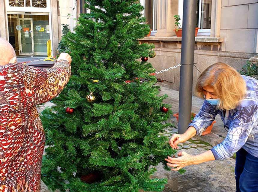 Arbre Nadal Creueta