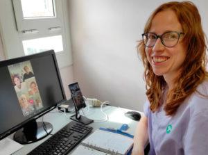 Grups d'Ajuda Mútua online a La Creueta
