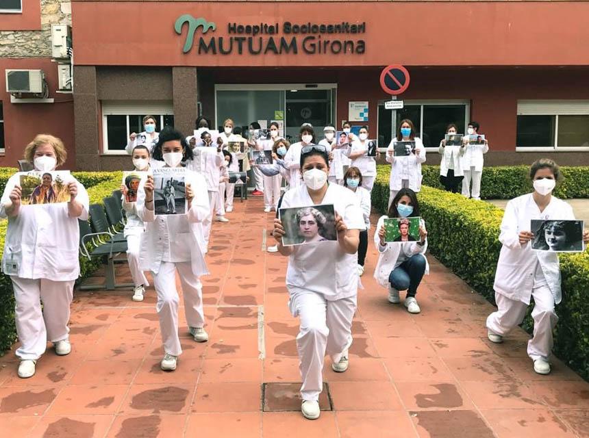Dia de la dona HSS Girona