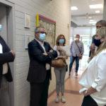 HSS Girona visita Consellera