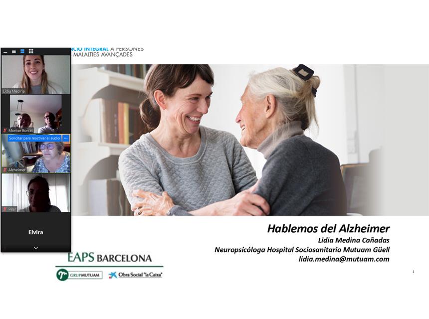 EAPS Alzheimer